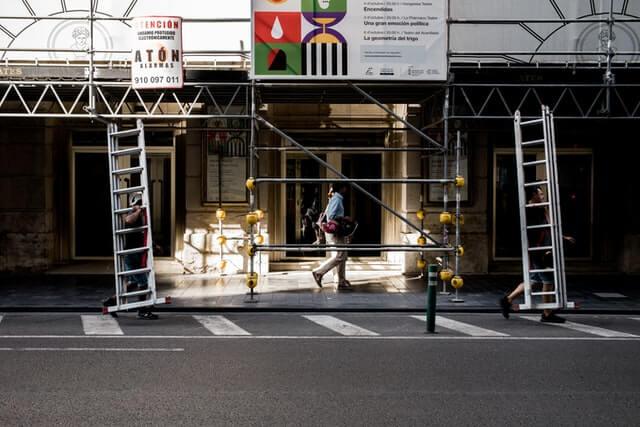 Scaffold,ladders